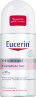 EUCERIN Deodorant Roll-on 24 h